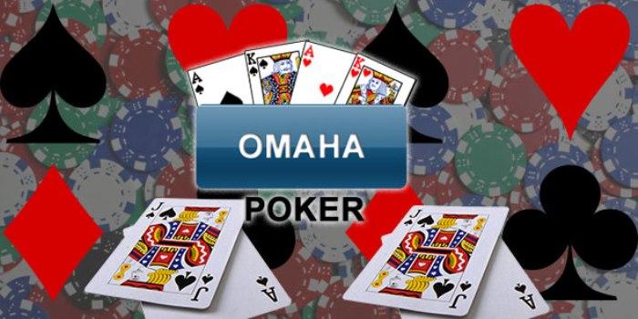 Cara Bermain OMAHA Poker Online